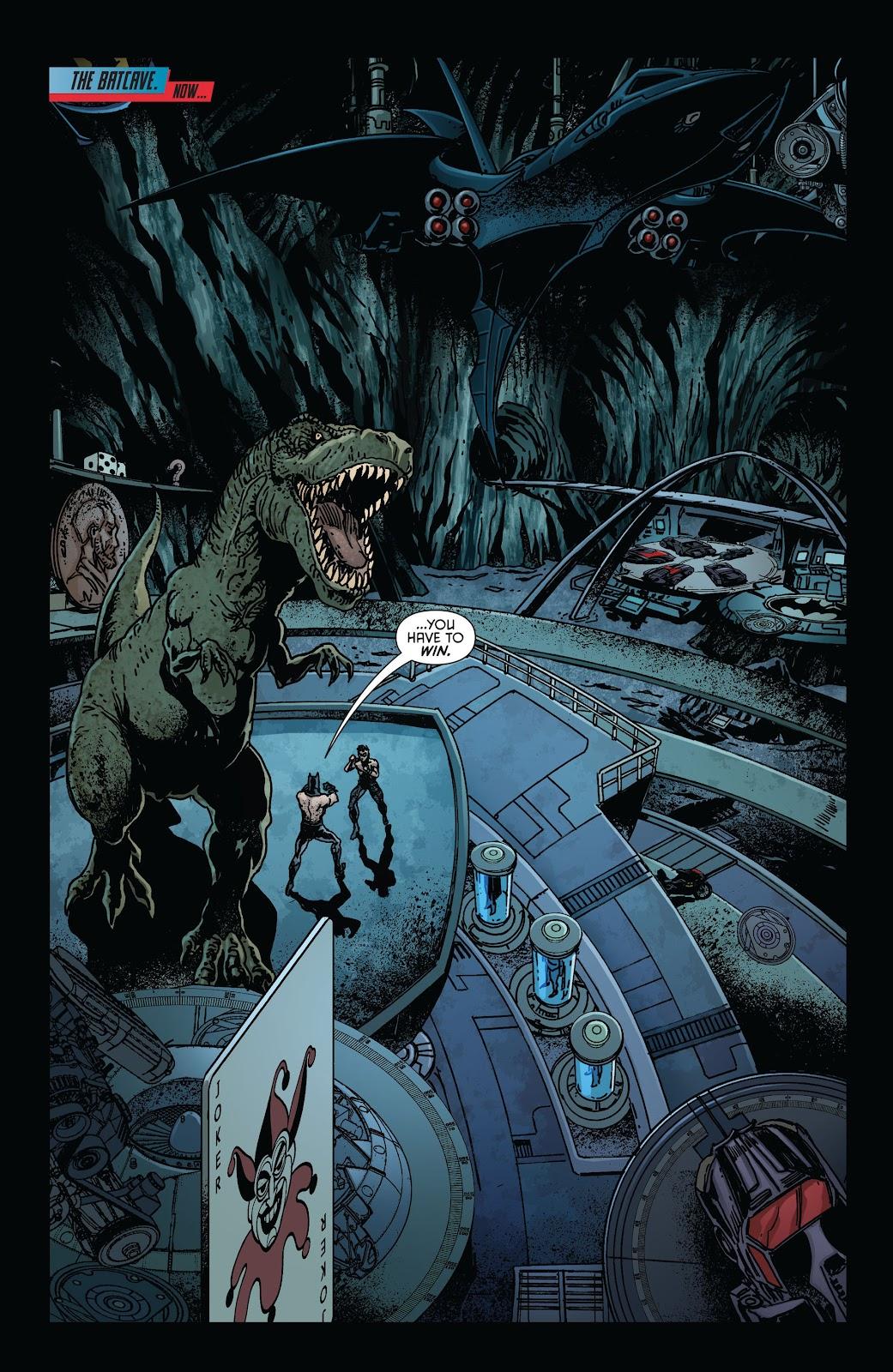 Nightwing (2011) Issue #30 #32 - English 12