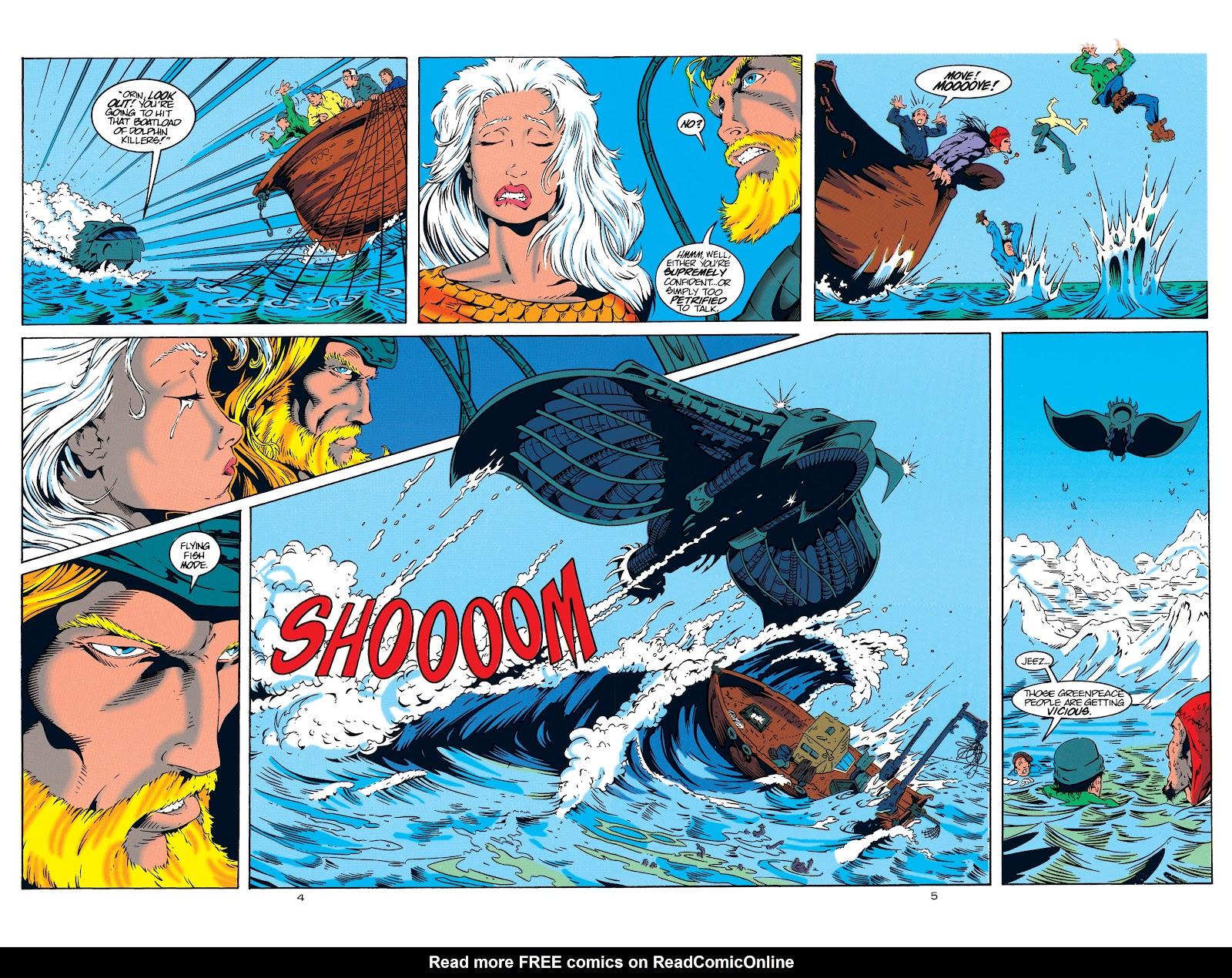 Aquaman (1994) Issue #19 #25 - English 5