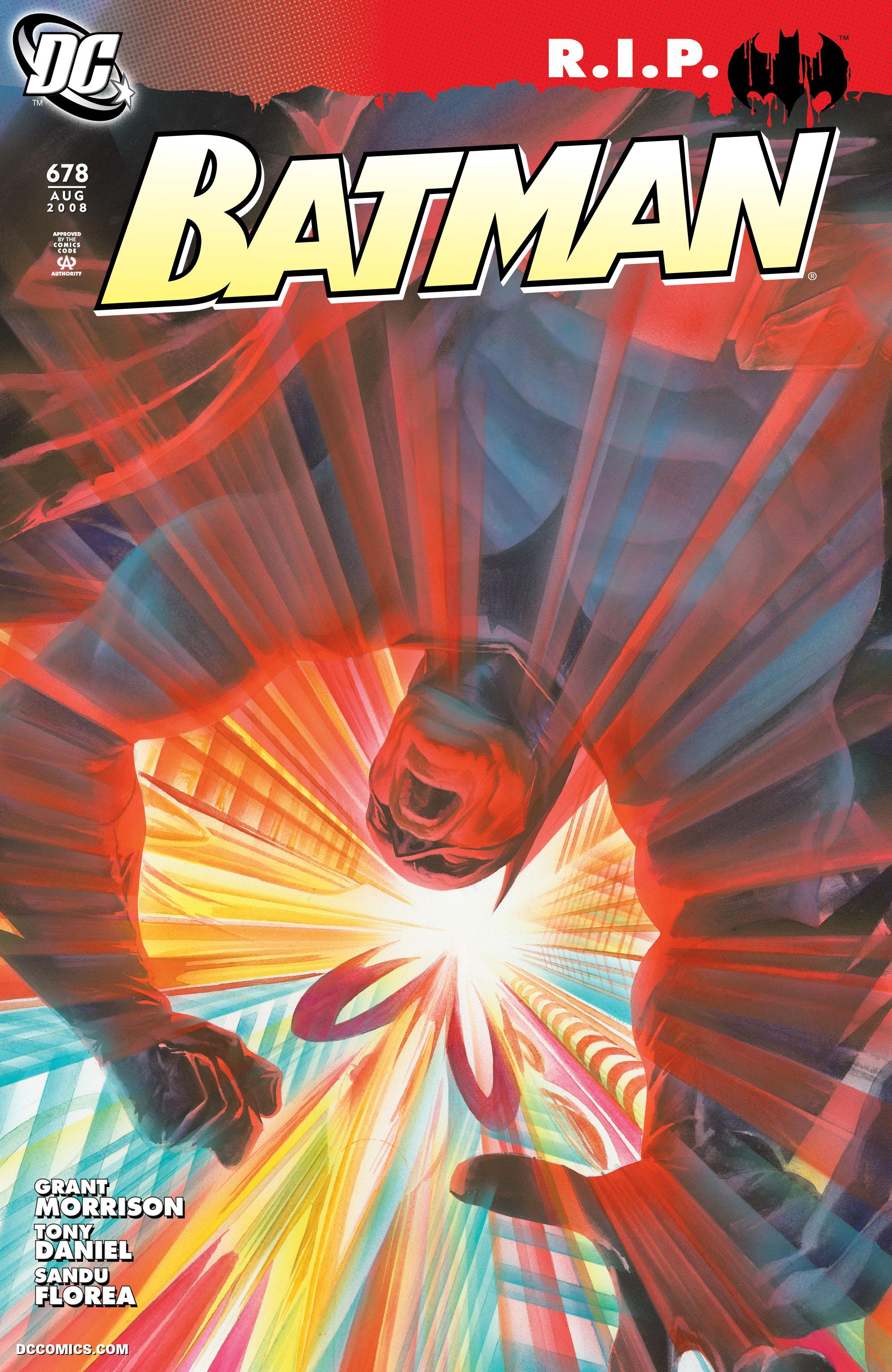 Batman (1940) 678 Page 1