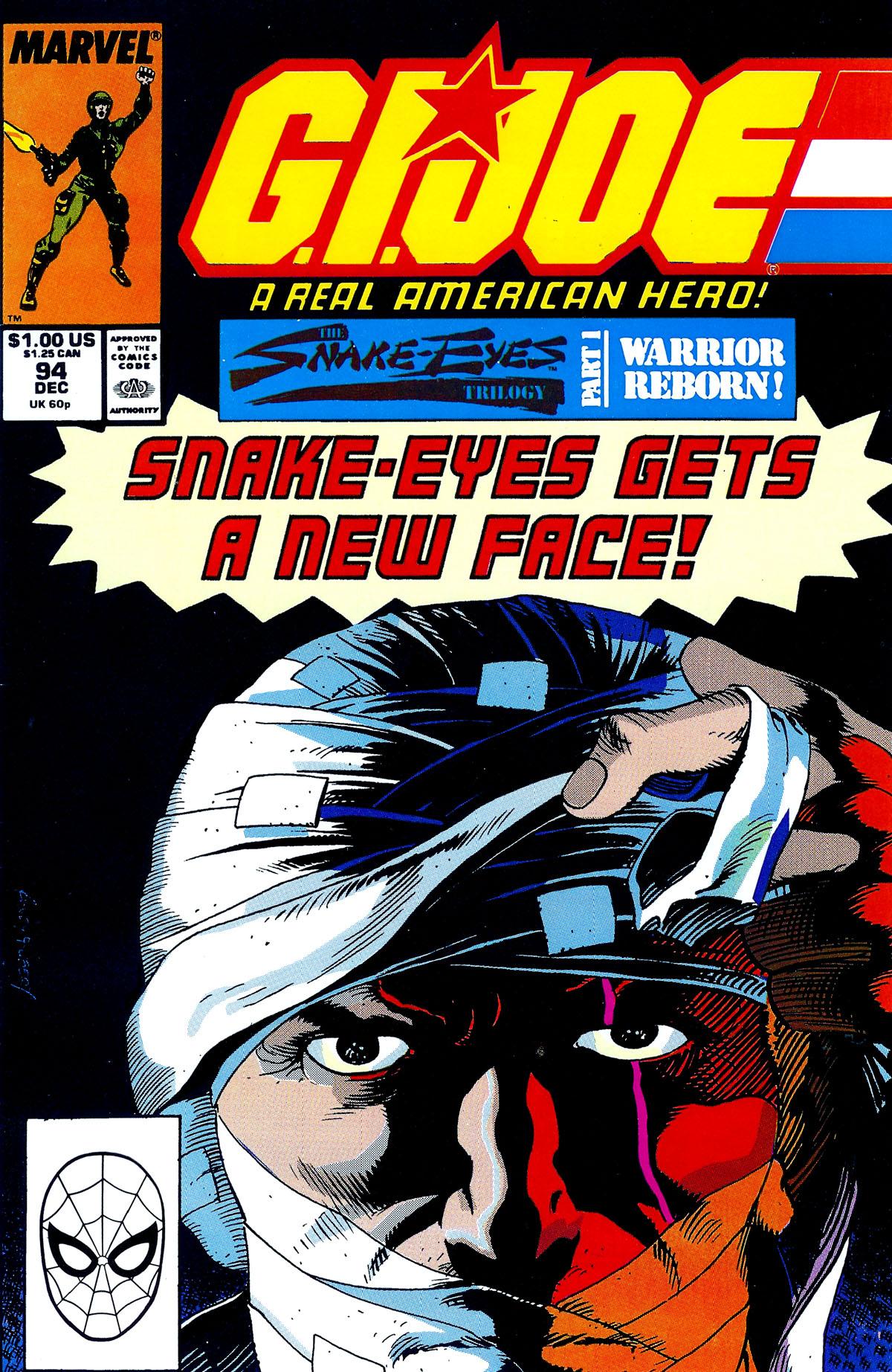 G.I. Joe: A Real American Hero 94 Page 1