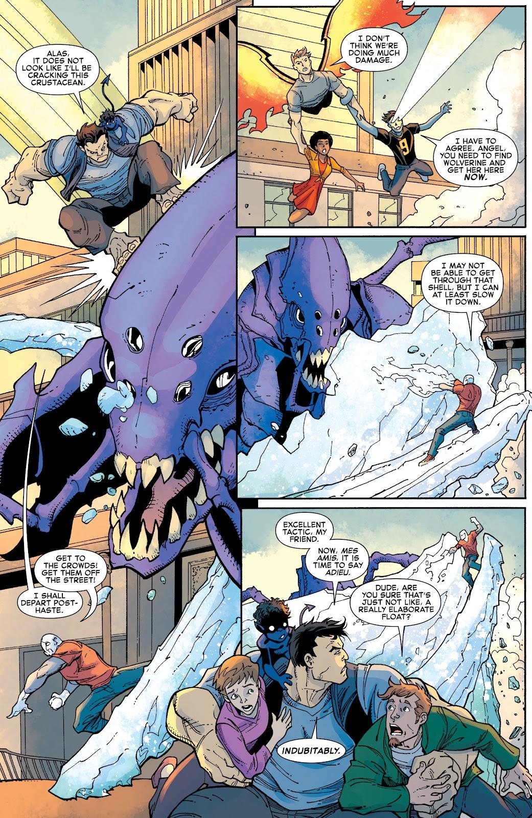 All-New X-Men (2016) Issue #1.MU #3 - English 23
