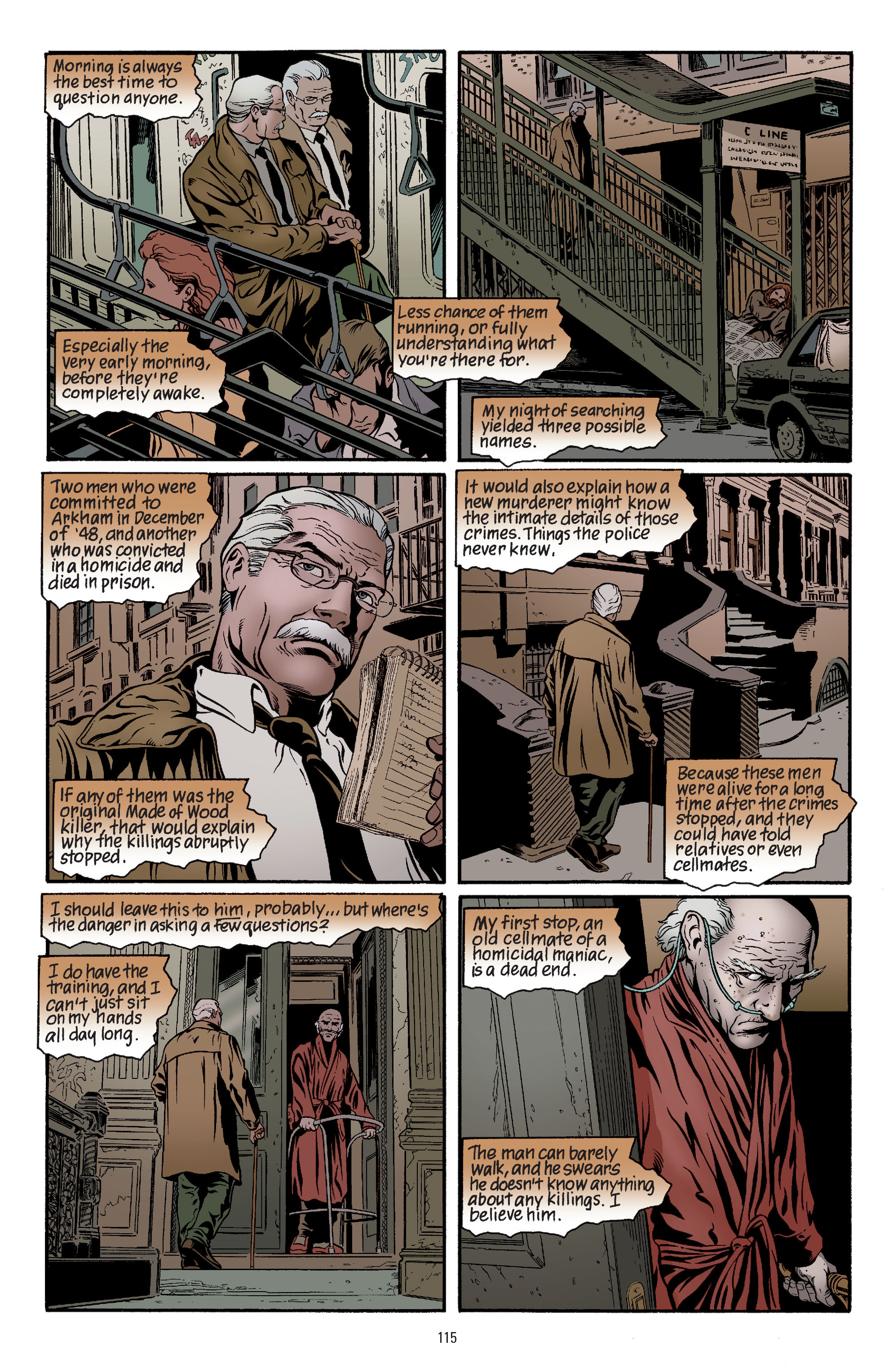 Batman: The Man Who Laughs chap 1 pic 116