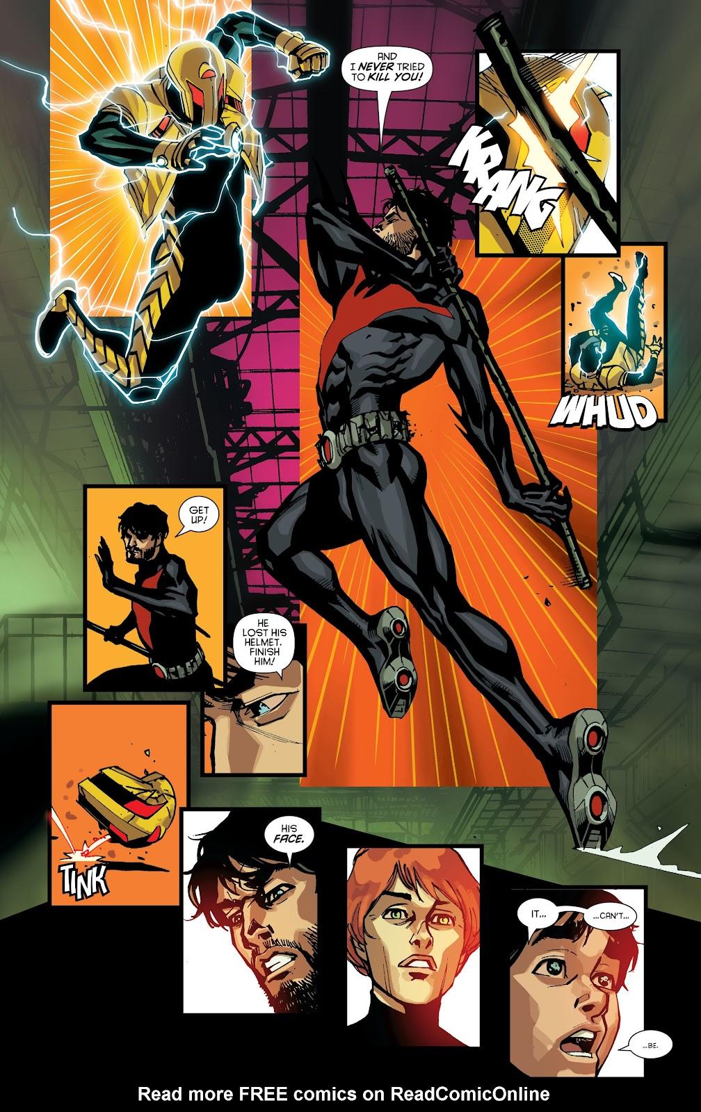 Batman Beyond (2015) Issue #15 #15 - English 16
