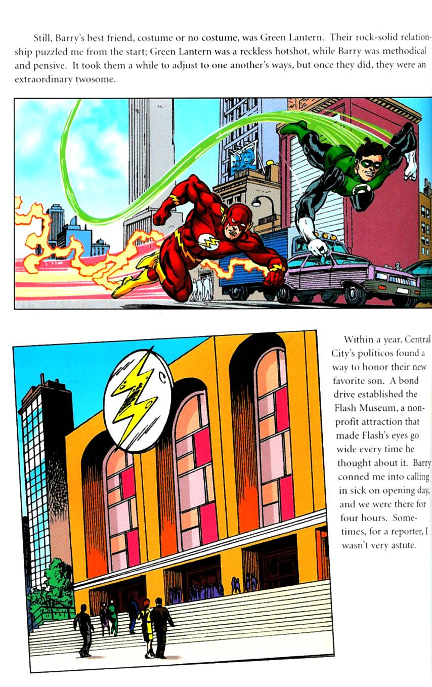 Read online The Life Story of the Flash comic -  Issue # Full - 32