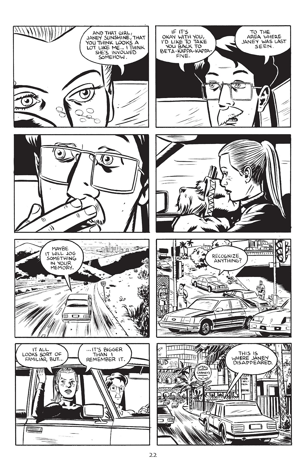 Stray Bullets Issue #26 #26 - English 24