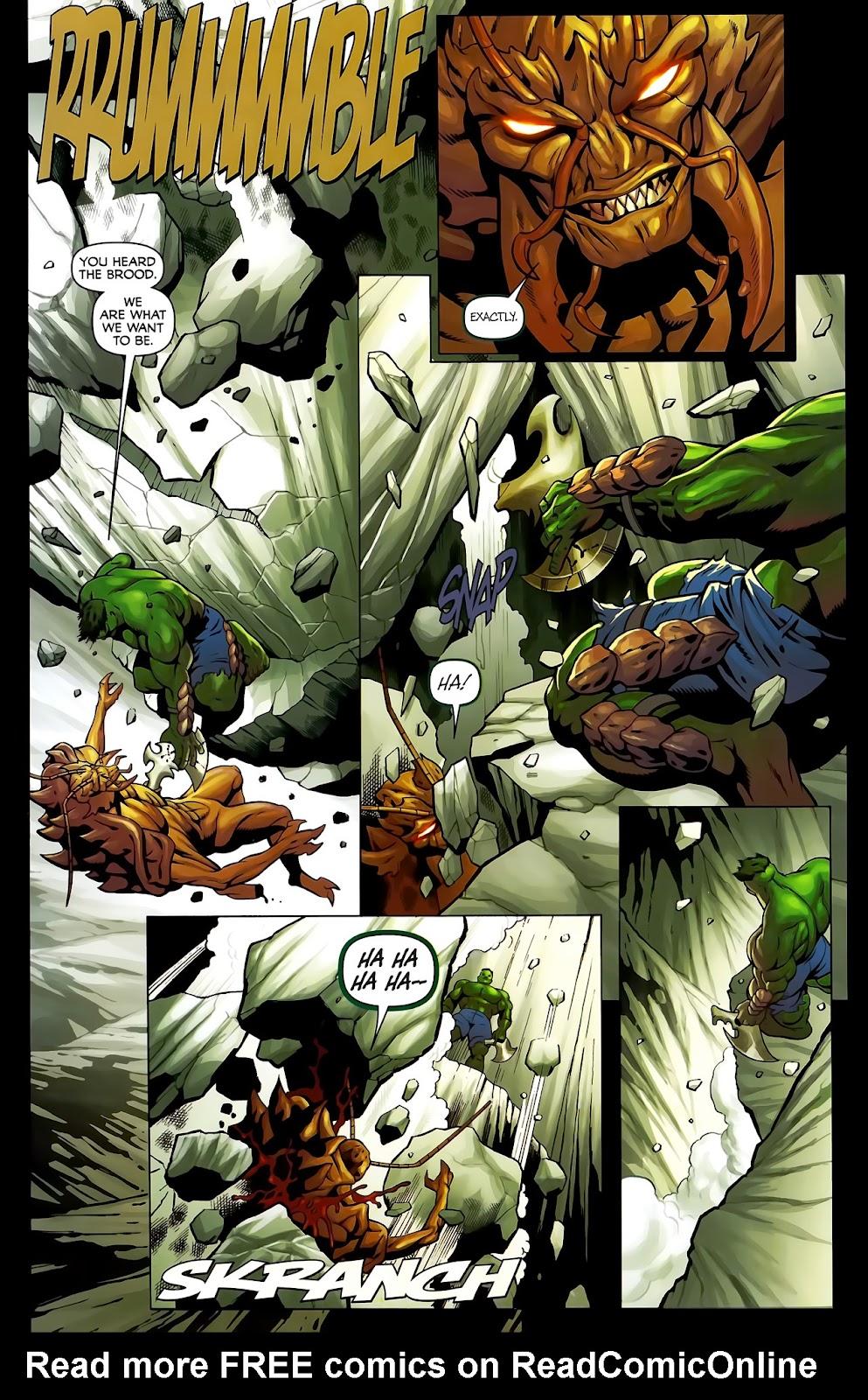 Incredible Hulks (2010) Issue #625 #15 - English 22