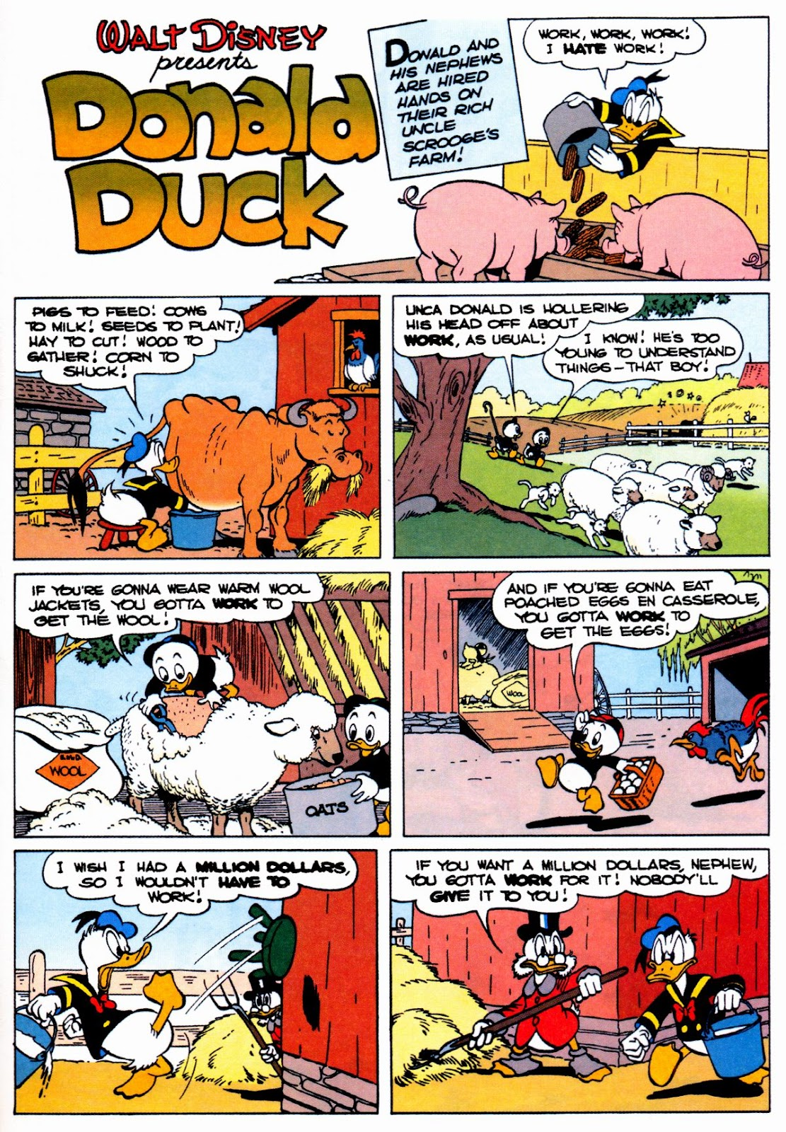 Uncle Scrooge (1953) Issue #326 #326 - English 29
