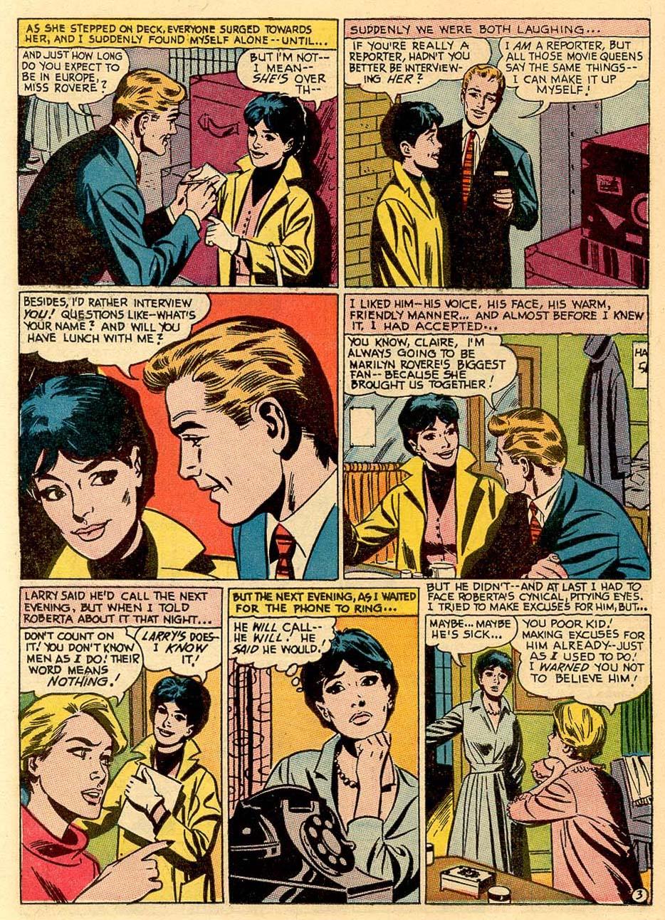 Read online Secret Hearts comic -  Issue #122 - 13