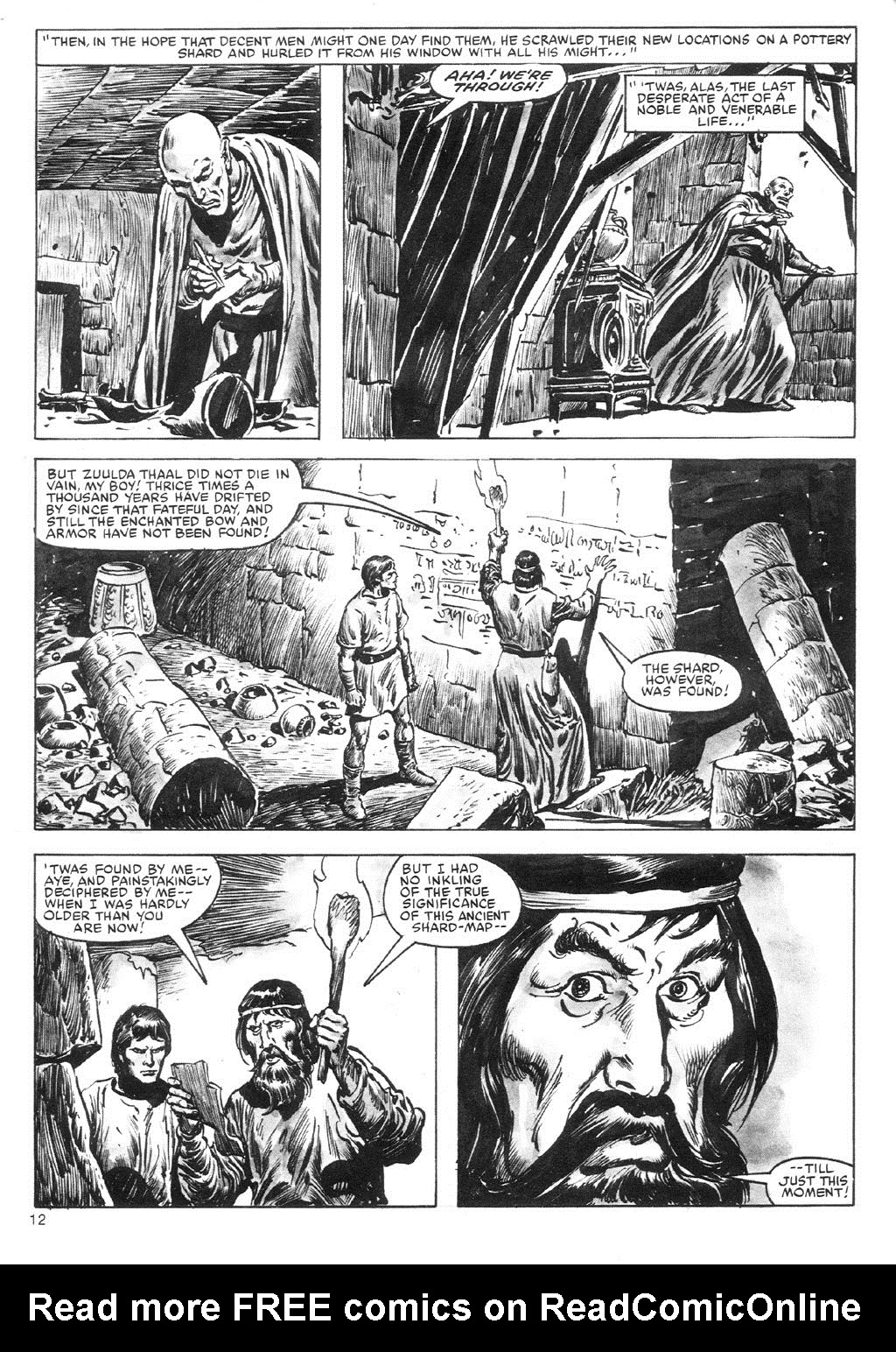 The Savage Sword Of Conan Issue #87 #88 - English 12