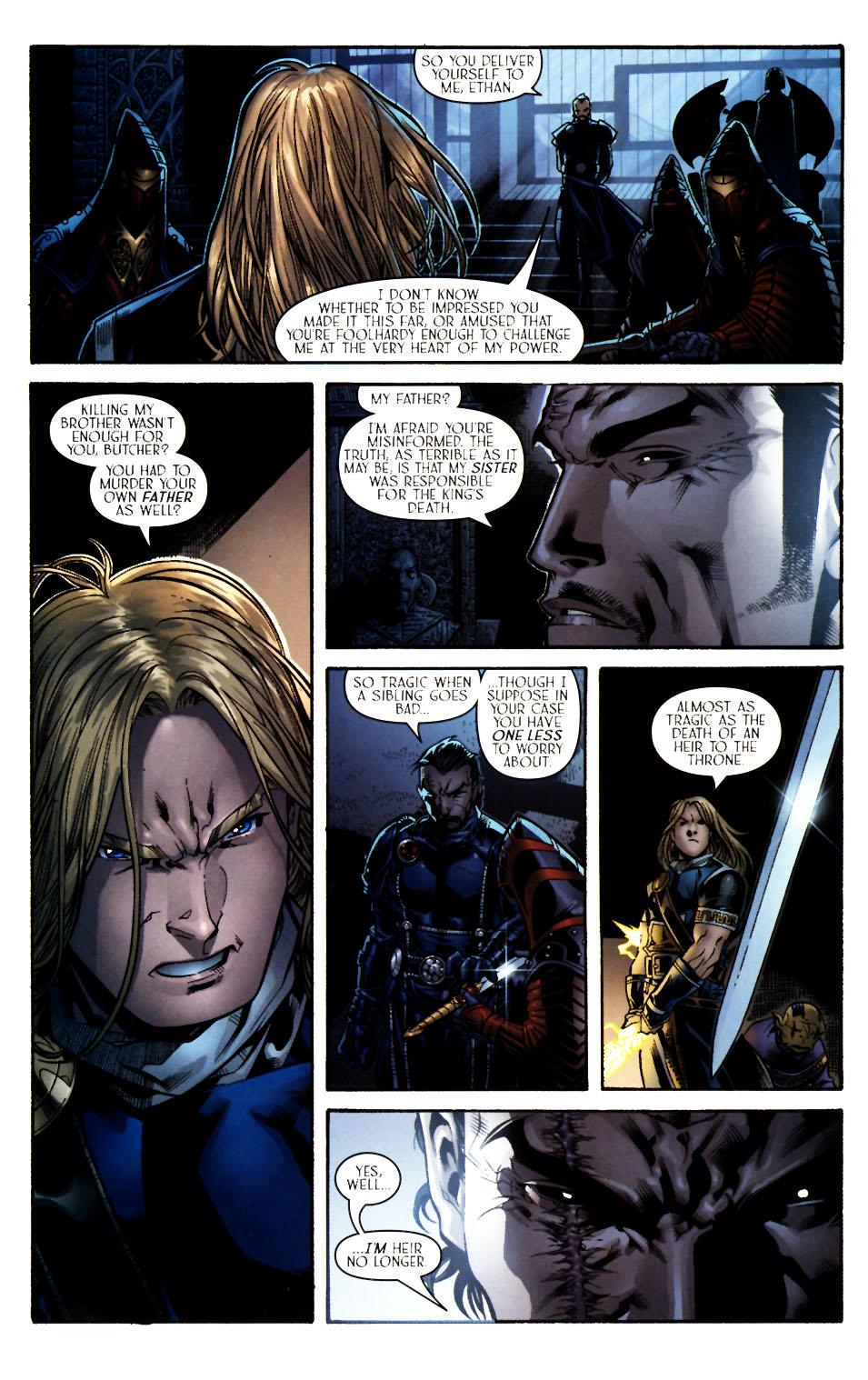 Read online Scion comic -  Issue #13 - 16