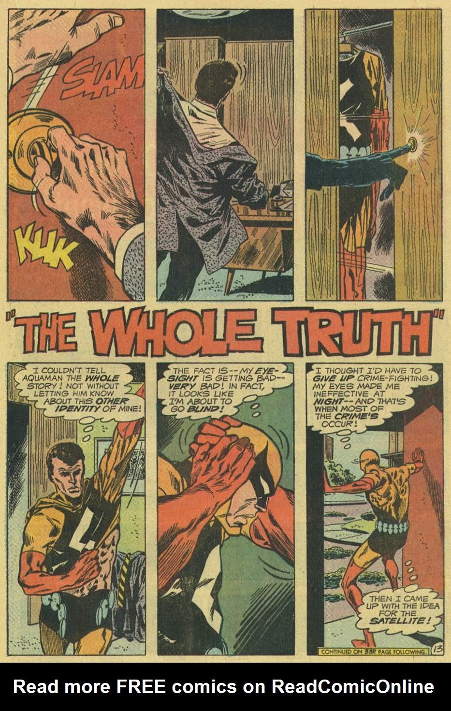 Aquaman (1962) Issue #56 #56 - English 17
