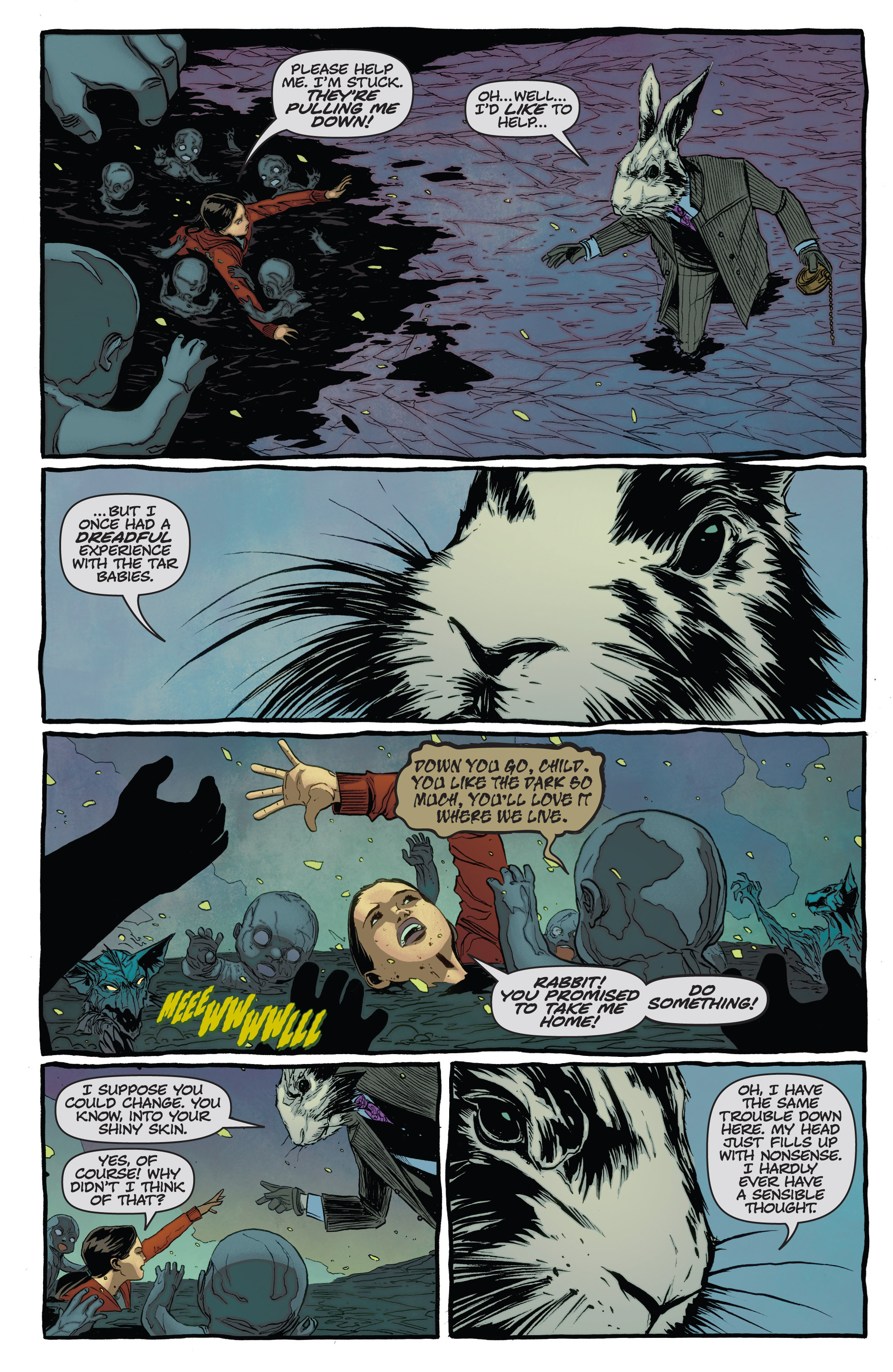 Read online The Darkness (2007) comic -  Issue #113 - 7