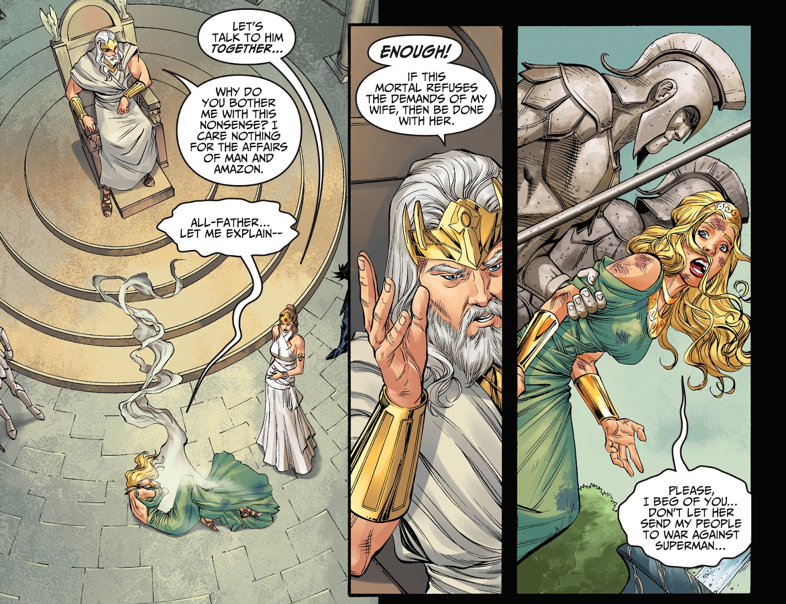 Injustice: Gods Among Us Year Four Issue #7 #8 - English 16
