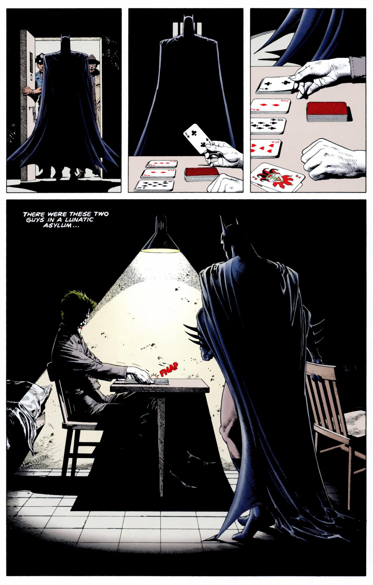 Batman: The Killing Joke chap 1 pic 9
