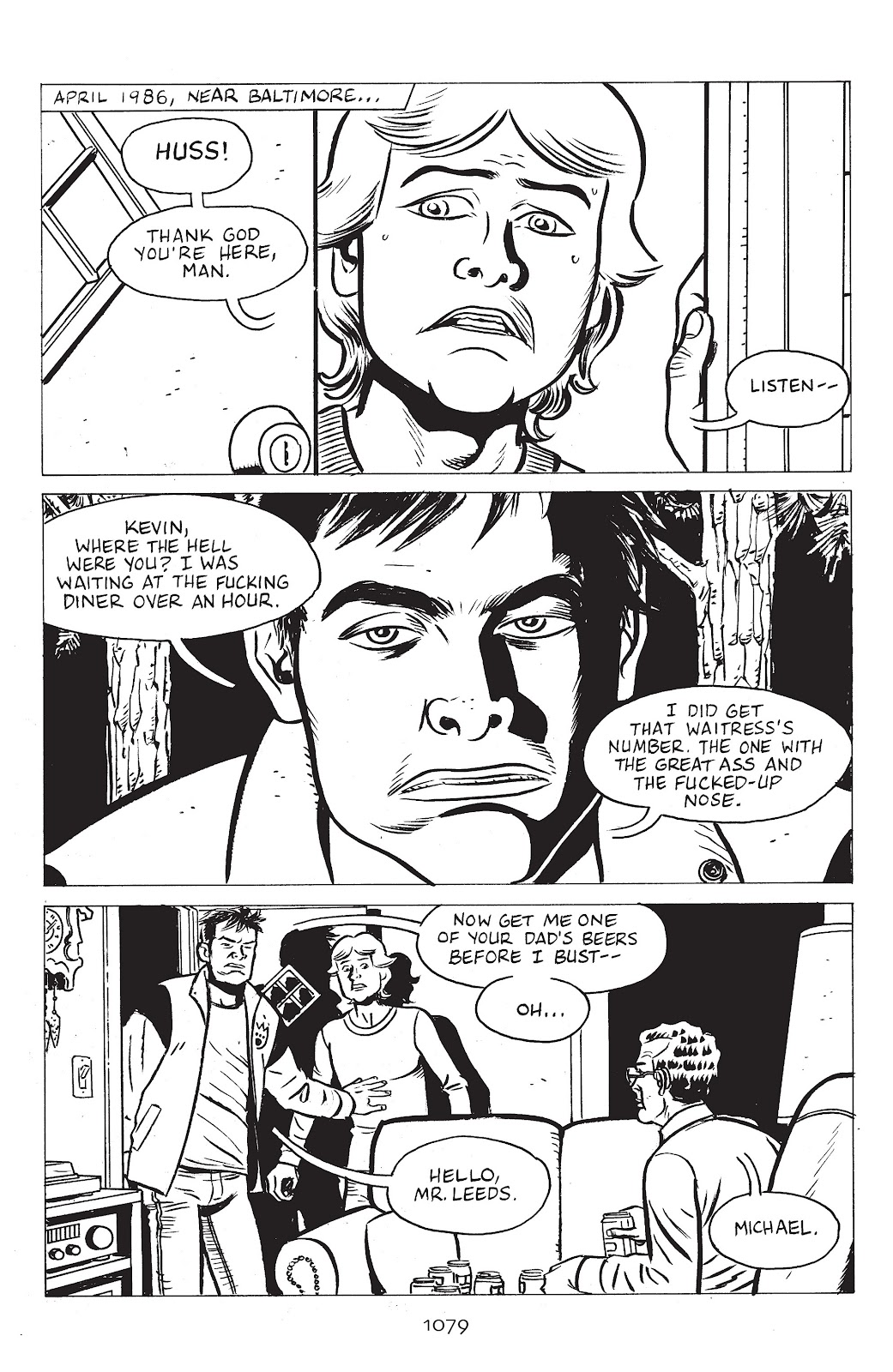 Stray Bullets Issue #41 #41 - English 3