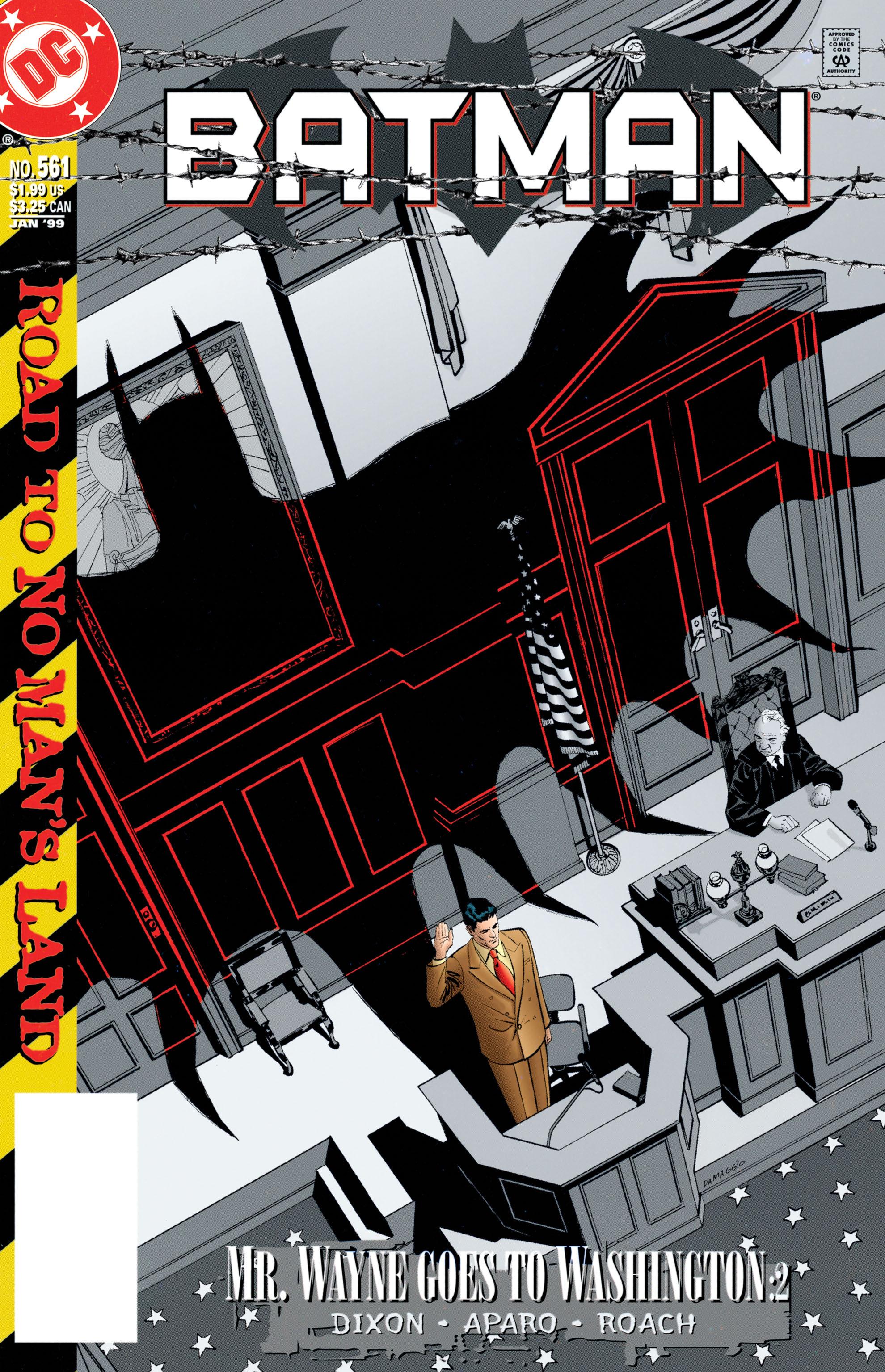 Batman (1940) 561 Page 1