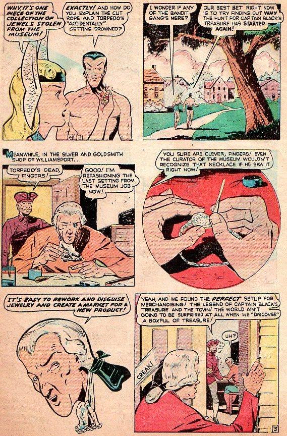 Sub-Mariner Comics #26 #26 - English 27