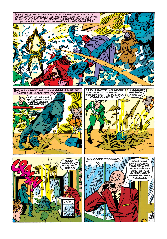 Uncanny X-Men (1963) 11 Page 9