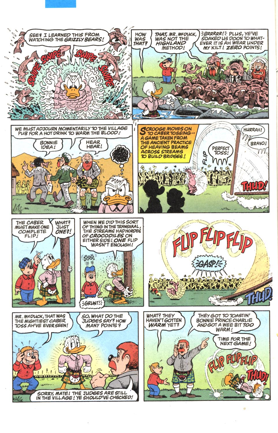 Uncle Scrooge (1953) Issue #293 #293 - English 11