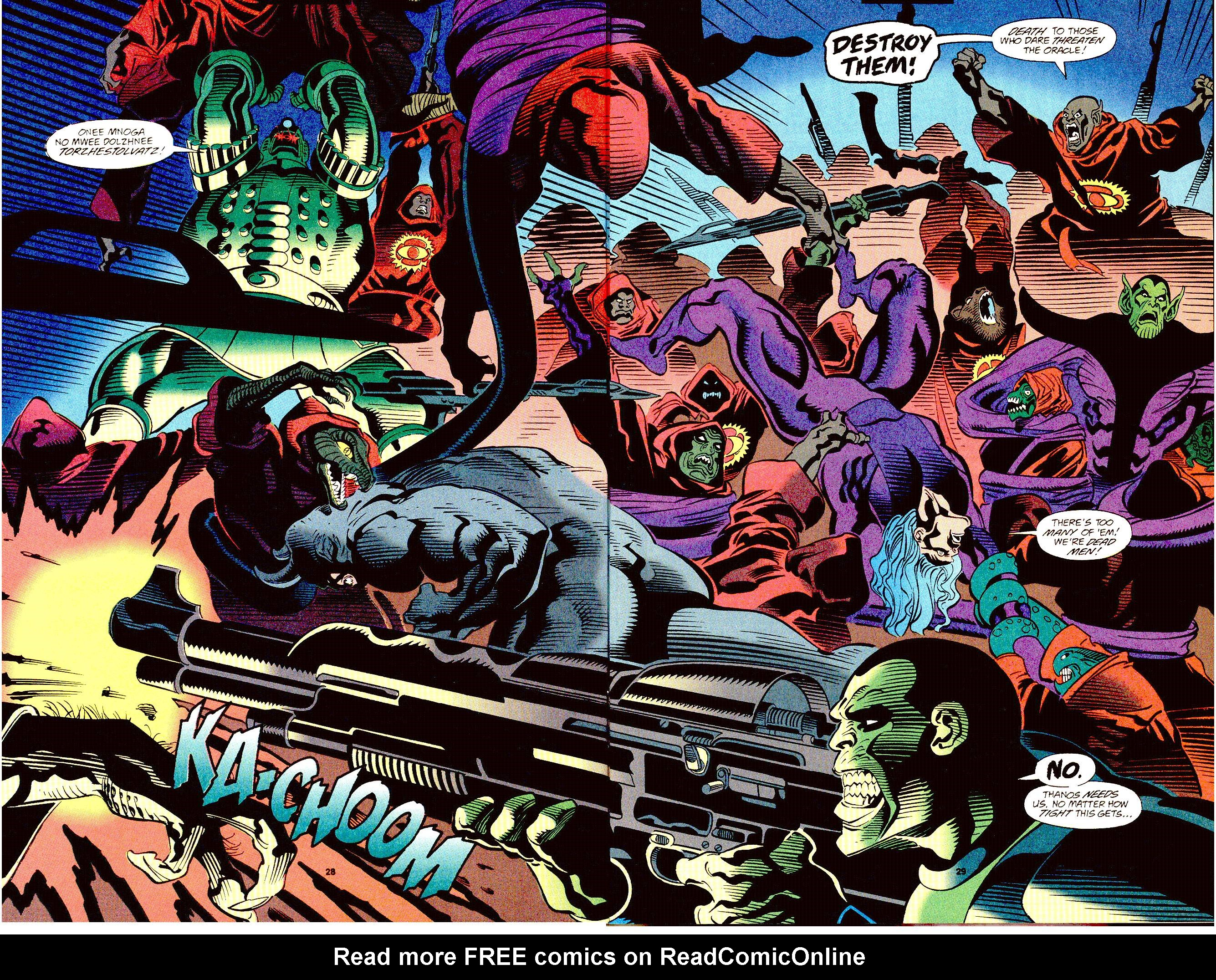 Read online Secret Defenders comic -  Issue #12 - 18
