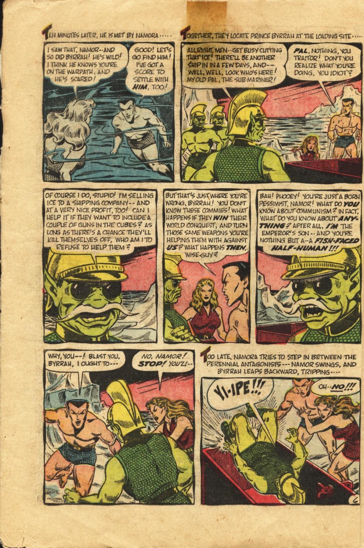 Sub-Mariner Comics #41 #41 - English 7