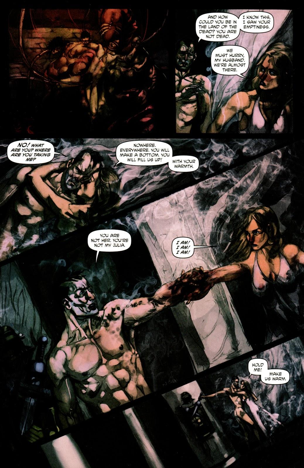 Caligula: Heart of Rome Issue #4 #4 - English 20
