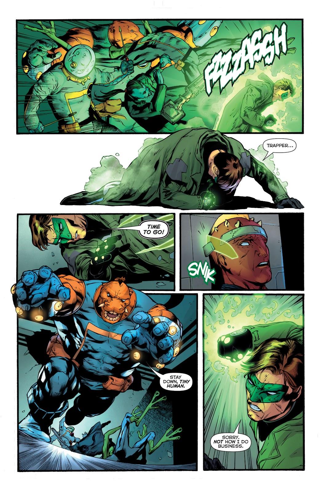 Green Lantern (2011) Issue #52 #61 - English 11