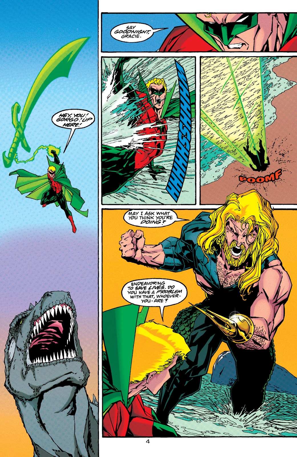 Aquaman (1994) Issue #44 #50 - English 5