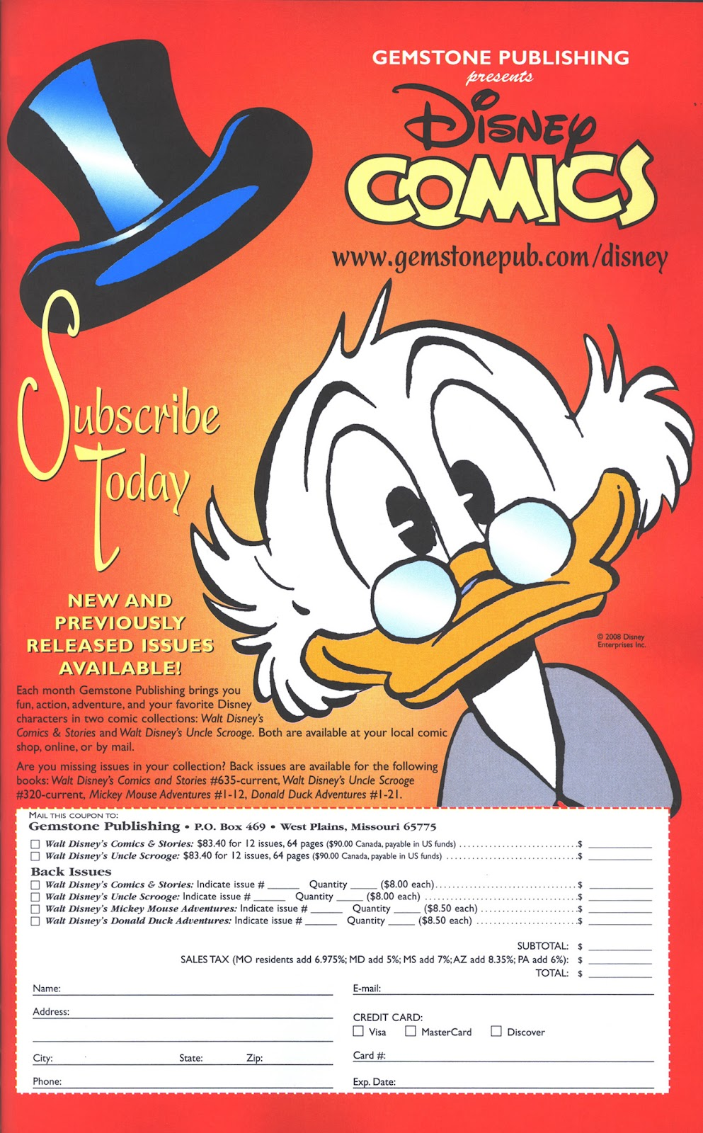 Uncle Scrooge (1953) Issue #374 #374 - English 49