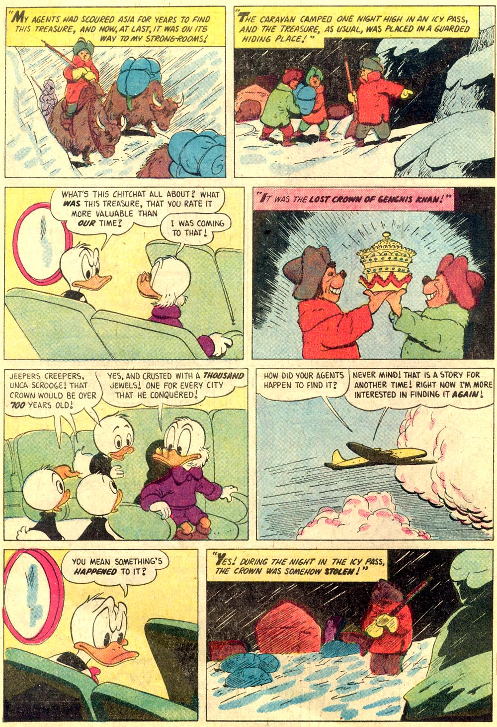 Uncle Scrooge (1953) Issue #161 #161 - English 8