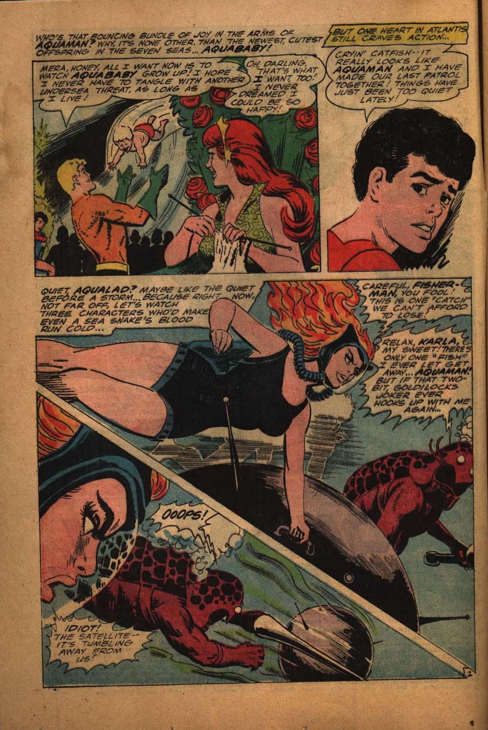 Aquaman (1962) Issue #24 #24 - English 4