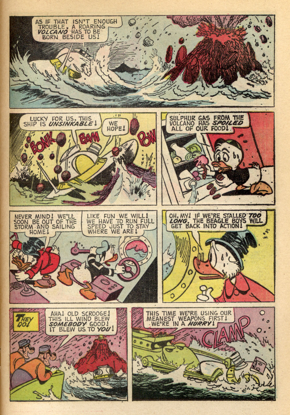 Uncle Scrooge (1953) Issue #70 #70 - English 21