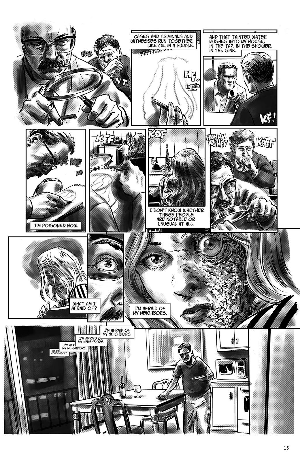 Creepy (2009) Issue #14 #14 - English 16