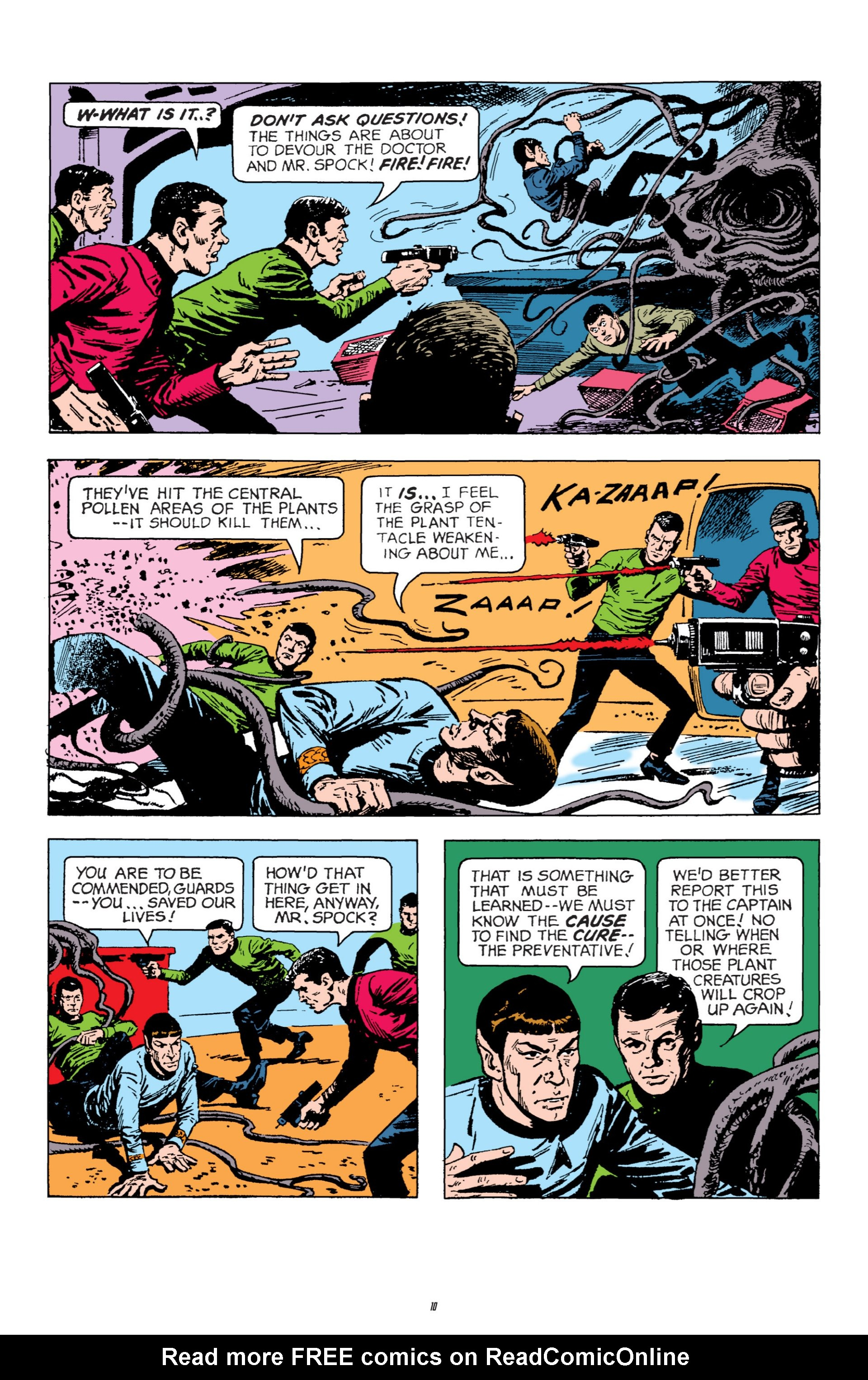 Star Trek Archives #TPB_1 #14 - English 11