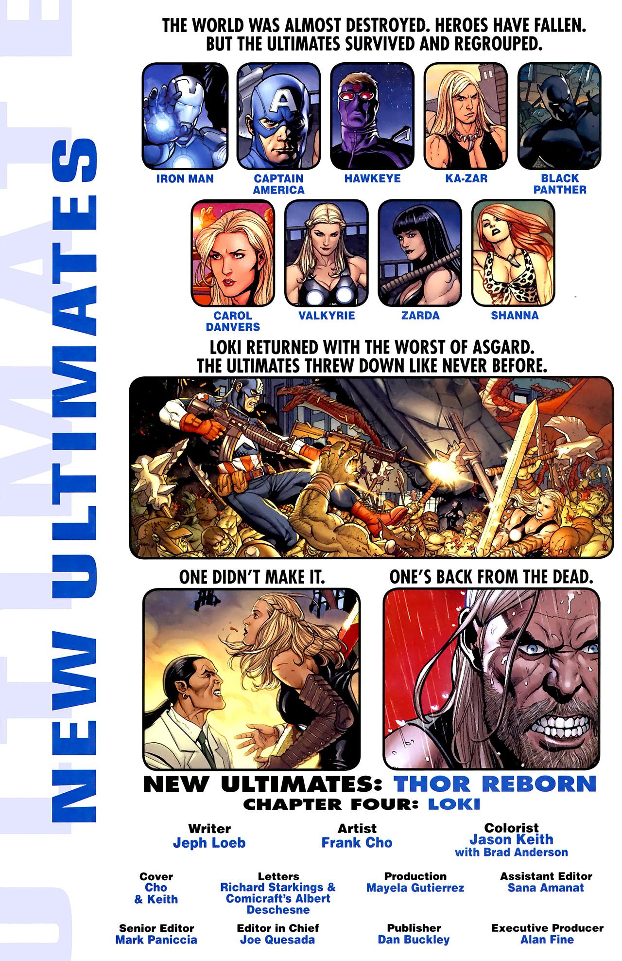 Ultimate New Ultimates #4 #4 - English 2