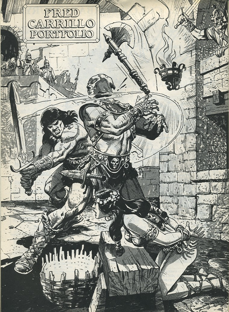 The Savage Sword Of Conan Issue #173 #174 - English 56