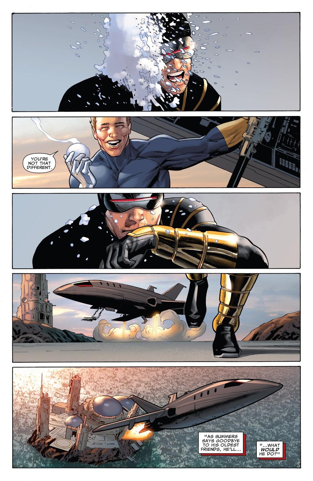 Uncanny X-Men (1963) Issue #544 #572 - English 16