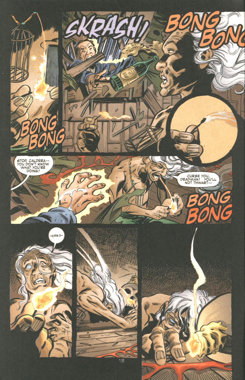 Read online Deadman: Dead Again comic -  Issue #5 - 19