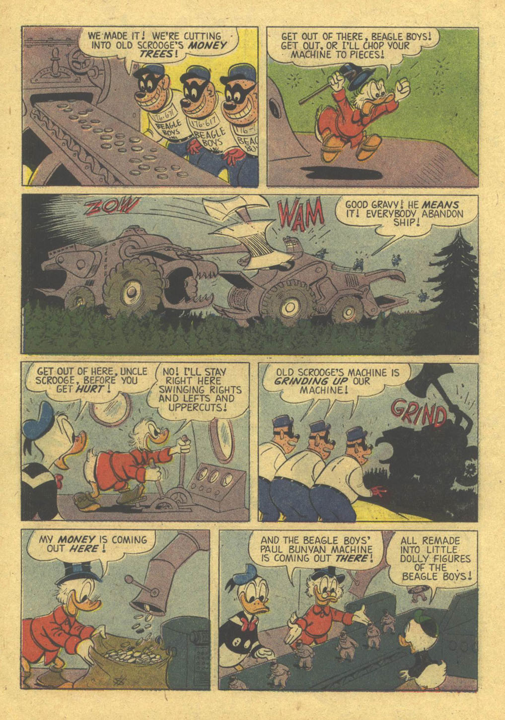 Uncle Scrooge (1953) Issue #28 #28 - English 22