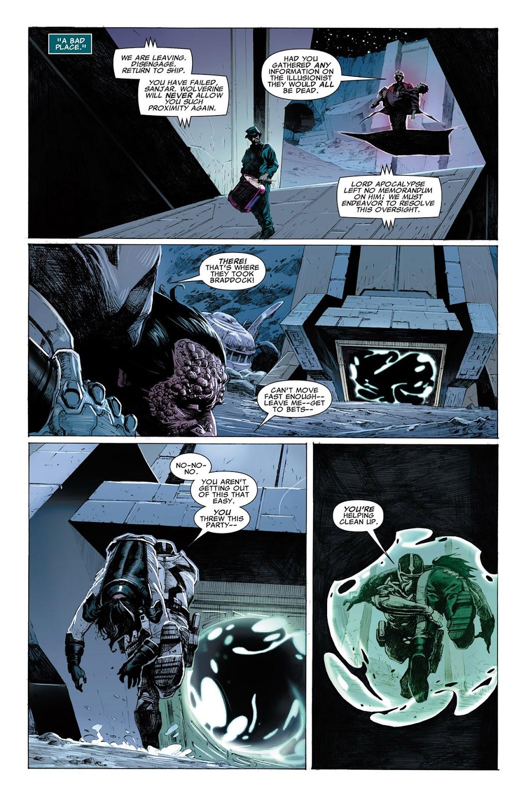 Uncanny X-Force (2010) Issue #3 #3 - English 19