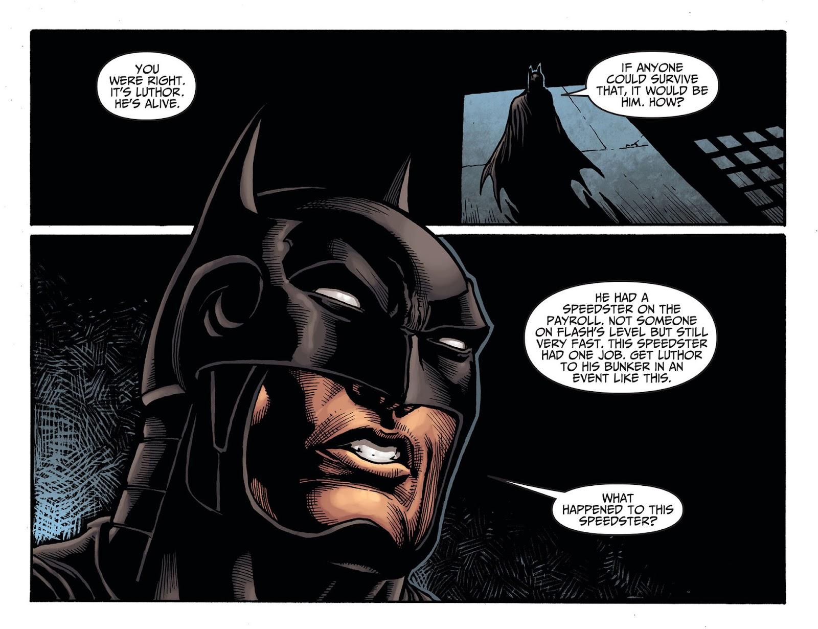 Injustice: Gods Among Us [I] Issue #20 #21 - English 19