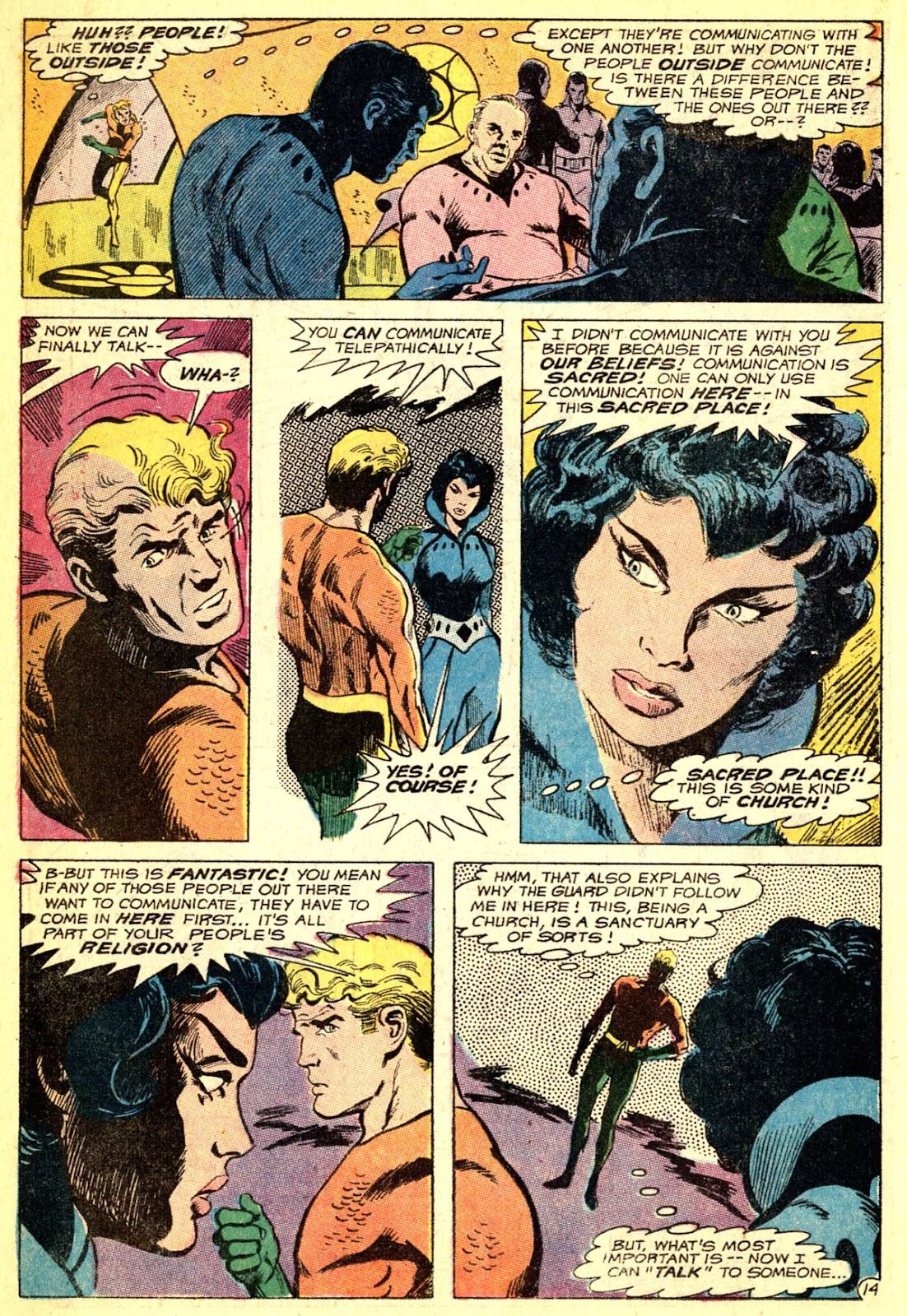 Aquaman (1962) Issue #50 #50 - English 18