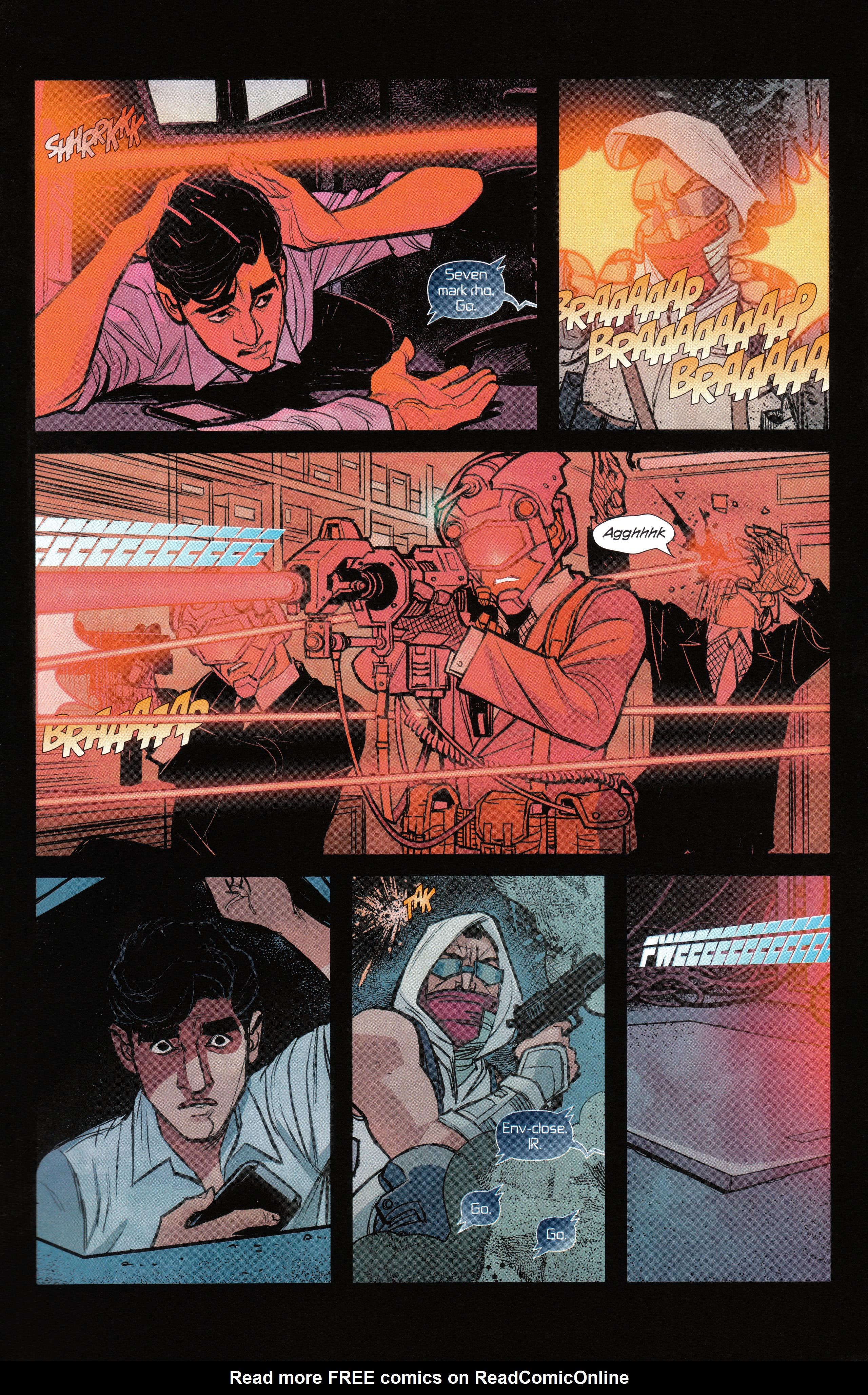 Read online Assassin's Creed Brahman comic -  Issue #Assassin's Creed Brahman Full - 103