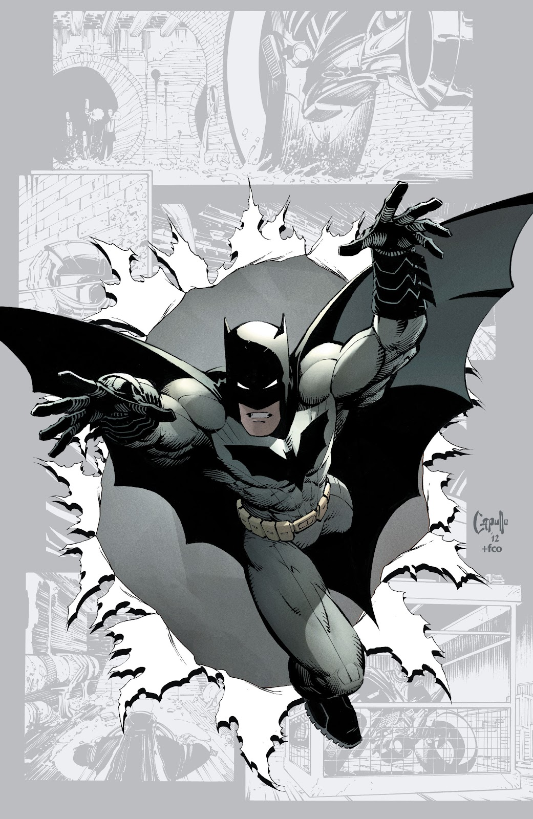 Batman (2011) _TPB 6 #6 - English 5