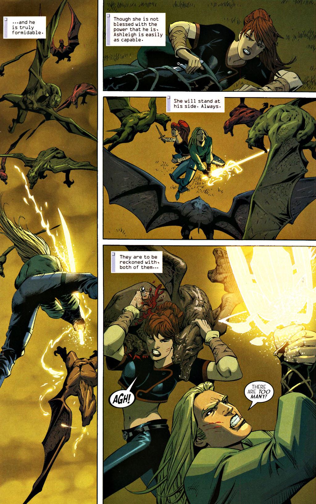 Read online Scion comic -  Issue #28 - 14