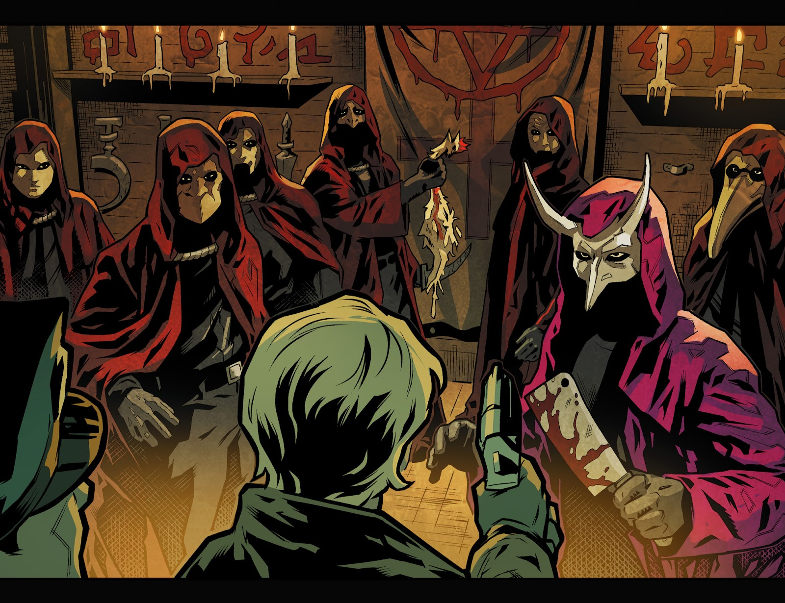 Injustice: Gods Among Us Year Four Issue #2 #3 - English 7