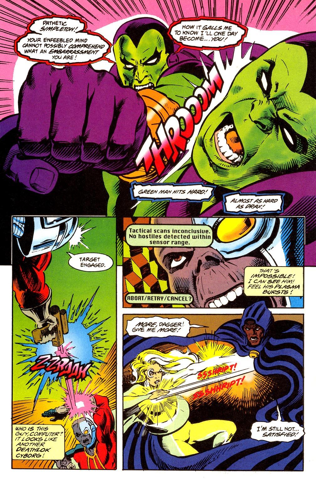 Read online Secret Defenders comic -  Issue #23 - 15