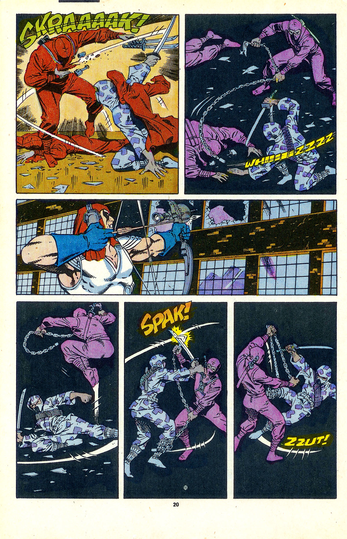 G.I. Joe: A Real American Hero 85 Page 16