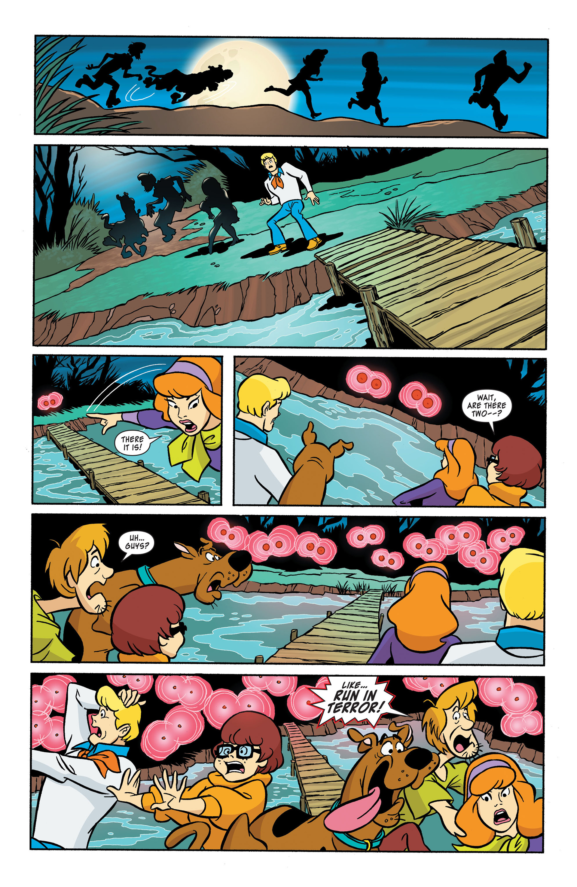 Read online Scooby-Doo: Where Are You? comic -  Issue #44 - 8