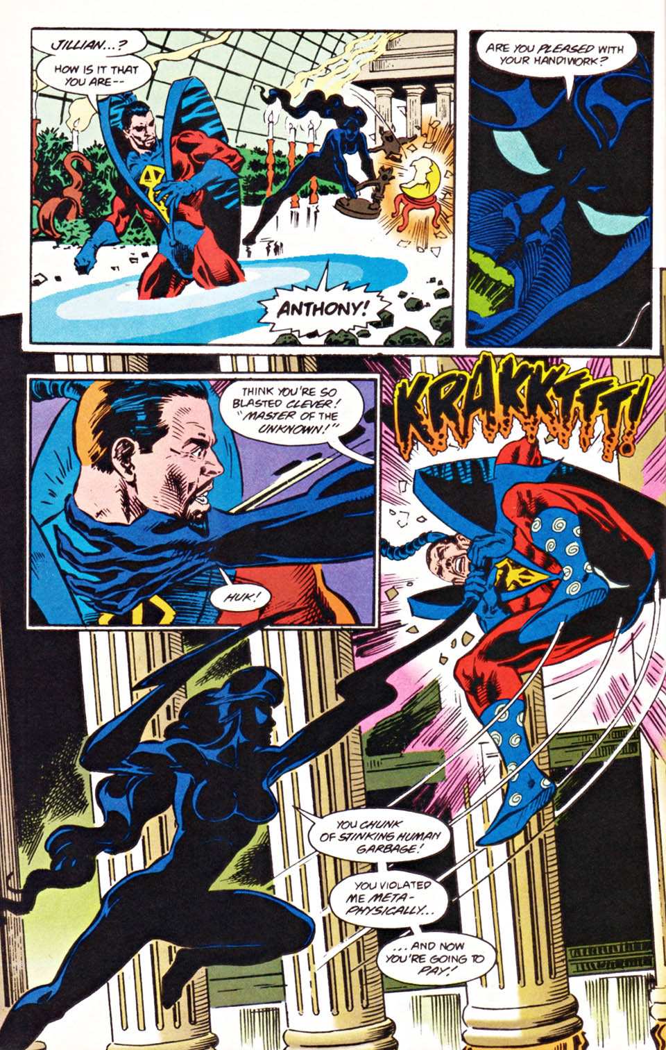 Read online Secret Defenders comic -  Issue #22 - 16